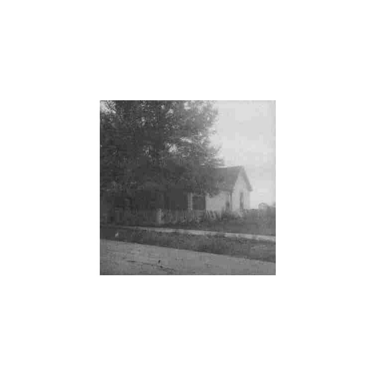 The Metcalf House sometime in the 1920s.
